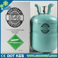 Quality R134a 13.6kg auto refrigerant product for sale