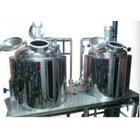 China 10 Bbl Large Home Brewing Equipment SUS 314L Home Beer Brewing Machine on sale
