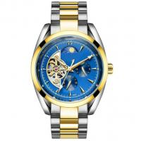 Quality OEM service solid stainless steel strap  automatic watch mechanical men watch 795A for sale