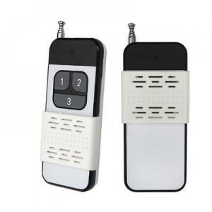 Quality Wireless remote control 315/433 MHZ wireless remote control 1000m push cover new 1/2/3/4 key wireless remote control for sale