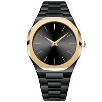 Quality Stainless Steel Japan Quartz Luxury Rose Gold Wrist Water Resistant Women Watches simple analog watch for sale