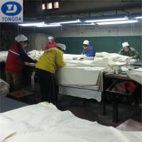 """Quality T/C50/50 40x40 110x90 100"""" 110"""" white fabric for bedsheet for sale"""