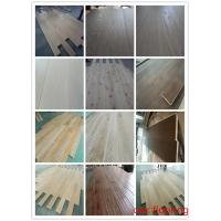 China sell oak   solid flooring on sale