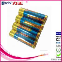 Quality piles lr6 aa batteries 1.5v cheap primary dry cell for sale