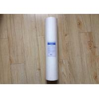 China PP Sediment Filter Water Filter Cartridge 700G 20 Inch 1 Micron Polypropylene on sale