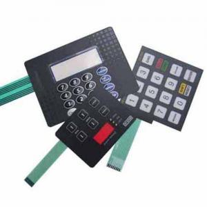 Embossed Tactile key membrane Keypad