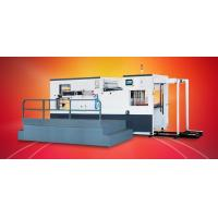 Quality Automatic Die-cutter and Creaser Machine, Flatbed Die-cutting + Creasing for sale