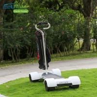 Buy cheap Removable Battery Scooter Golf Bag Carrier 10.5 Inch Tire 4 Hour Full Charging Time from wholesalers