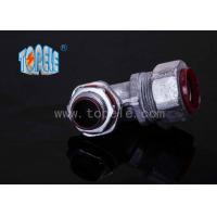 Quality Insulated Flexible Conduit And Fittings Liquid Tight Flex Conduit Connector for sale