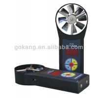 Quality coal mine electronic anemometer, portable digital anemometer for sale