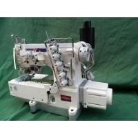 Quality 500-1D High Speed Flat Bed Industrial Interlock Sewing for sale