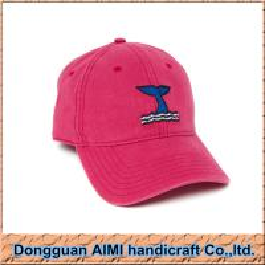 China AIMI Needlepoint Camp Caps, 100% Cotton Needlepoint Caps, Custom Embroidered Caps on sale