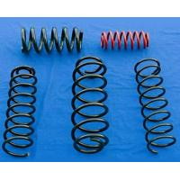 Quality Custom Nickel Coated Heavy Duty Suspension Springs For Cars Suspension for sale