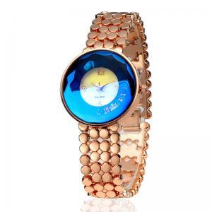 China Ladies Fashion Watch,2018 Newest design Ladies Jewelry wrist watch with Metal band ,OEM Wrist watch on sale