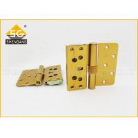 Buy cheap High Performance Wood / Flat Door Steel Butt Demountable Hinges Hardware product