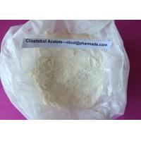 Buy cheap 855-19-6 Synthetic Anabolic Steroids Clostebol Acetate Raw Hormone Powders product