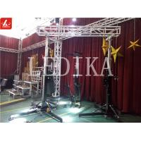 Quality Boxing Matching Lighting Truss System Stable Convenient For Transportation for sale