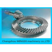 Quality Large Diameter Spiral Bevel Gear Efficiency With Warranty 24 Months for sale