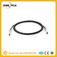 Buy cheap 10m SFP+ to SFP+ active copper core high-speed branch cable 28AWG from wholesalers