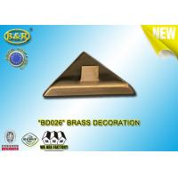 Buy cheap Ref No BD026 Brass decoration  tombstone lamp base material copper alloy size 12.5*4cm product