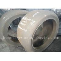 Quality Stainless Steel Forged Steel Products Hot Rolled ID Indent Forged Ring Proof Machined for sale