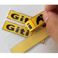 Quality 3D Raised Heat Transfer Patches Custom Tagless Labels For Outdoor Garment for sale