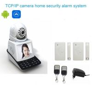 Quality Wireless PTZ Camera Night Vision Audio Video IR Webcam 2 Way Audio for sale