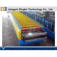 China Arch Roof Panel Roll Forming Machine Hydraulic Bending Machine thickness 0.3-1.0 mm on sale