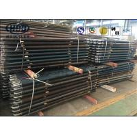 Buy cheap Boiler Fin Tube High Strength Integrated Extruded Spiral Type Resistant Corrosion from wholesalers