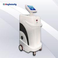 Quality Professional 808nm Diode Laser Hair Removal Comfortable With Frequency 1 - 10hz for sale