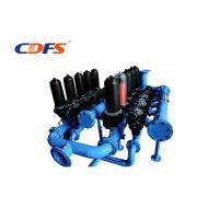 Quality Carbon House Automatic Disc Filter For Seawater Treatment Stable Filtering Effect for sale