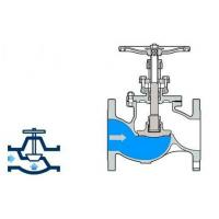 Quality Weld Type High Pressure Ball Valves , Stainless Steel Globe Valve Class 3000 for sale