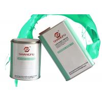 Quality Mirror Effect Automotive Acrylic Paint Resin Binder Color Changing OEM Sevice for sale