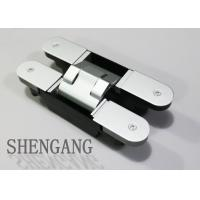 Heavy Duty Adjustable Concealed Hinges For Entrance Door 80 Kg 180 Degree
