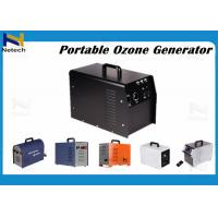 Buy cheap 3g / Hr Ceramic Air Cooling Household Ozone Generator / Ozone Sterilizer Ozonizer product