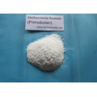 Primobolan Anabolic Androgenic Cutting Cycle Steroids Methenolone Acetate Safe Steroids
