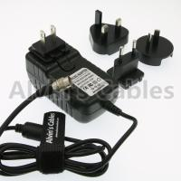 Quality Sound Devices Universal Power Adapter , AC Power Adapter Hirose 4 Pin Male Connector for sale