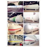 Quality 5000 to 120000 Liter LPG Storage Tank (CLW) for sale