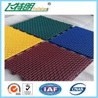 Buy cheap Multi Used Interlocking Sports Flooring Rubber Playground Tiles Polypropylene from wholesalers