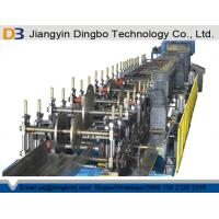 Quality Servo Feeding Galvanized Steel Standard Cable Tray Roll Forming Machine Changeable Width 100-600mm for sale