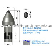 Buy cheap OEM High Hardness Coal Mining Bits For Longwall Shearers BSR158 product