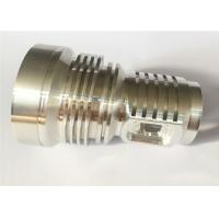 Buy LED Flashlight Machined Metal Parts Professional Aluminum Material High Performance at wholesale prices