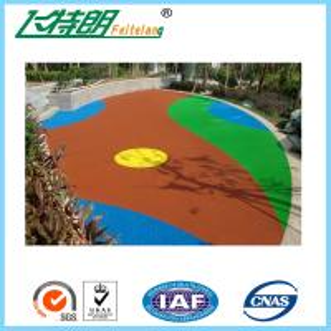 Quality EPDM Rubber Flooring Mat EPDM Rubber Chips, Colored EPDM Rubber Granule/EPDM Pond for sale