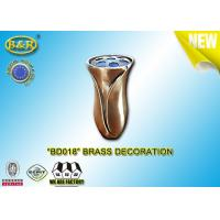 Buy cheap Ref.BD018 brass vase tombstone decoration bronze material copper alloy size 12*25 cm product