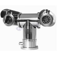 Quality 2.2MP 20x Flame proof Explosion Proof PTZ Camera With Infrared Light for sale