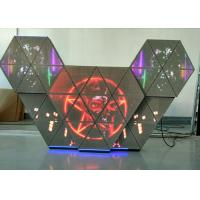 China P5 Full Color Music LED Dj Booth Facade With Wide View Angle For TV Studios / Bars on sale