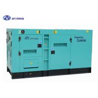 Buy cheap Super Silent Cummins Diesel Plant ,150kVA Diesel Generator 240V 60Hz product