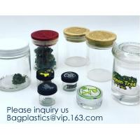 China Glass Jar 3ml,5ml,7ml,10ml,15ml,30ml Storage Bottles & Jars, Small Glass Jars Containers Silicone,Plastic,Bamboo,Glass on sale