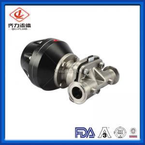 China Anti Rust Pneumatic Diaphragm Valve DN15-DN100 Actuated Diaphragm Valve on sale