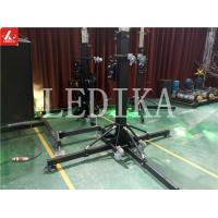Quality Excellent Manual Elevator Truss Tower System Lifting Tower Adjustable Height for sale